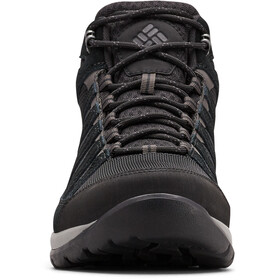 Columbia Redmond V2 WP Zapatillas Mid Hombre, black/dark grey